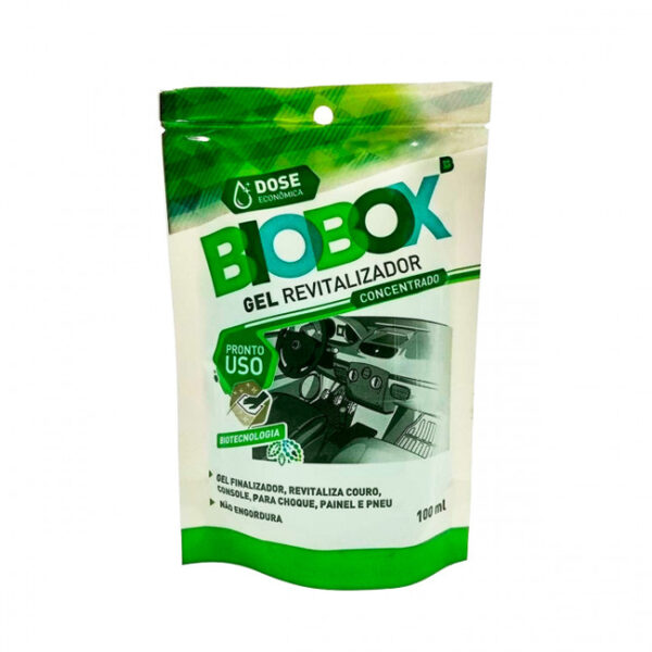 Gel Revitalizador BB40020 Biobox