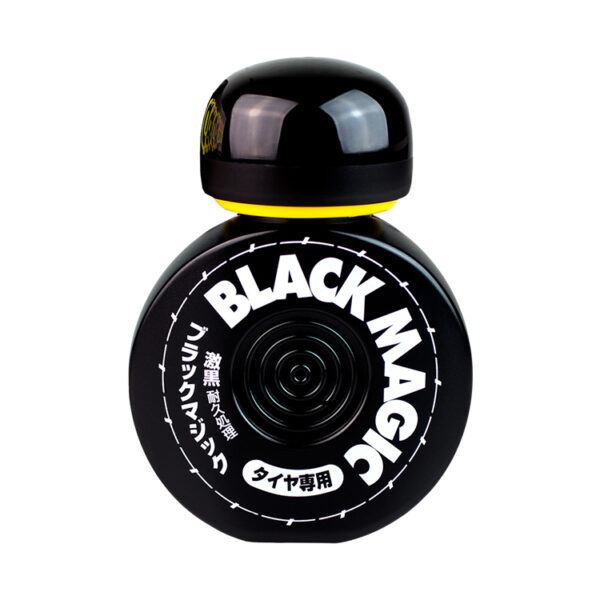 Black Magic Pneu Pretinho Soft99