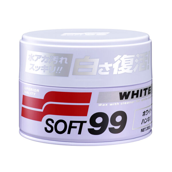 Cera Limpadora White Cleaner Soft99