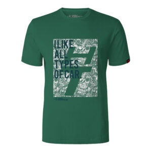 Camiseta I Like All Types Of Car