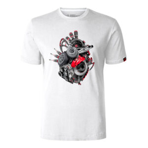 Camiseta Engine Heart High Torque 01